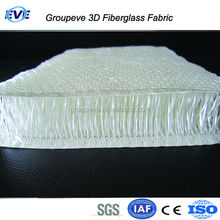 3Mm Thickness 3D Mesh Fabric S-Glass Fabric 3D Woven Material