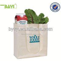 Canvas shopping bagnonwoven bikinicotton bag canvas bag