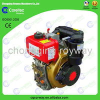 Single Cylinder 4HP 170F Strong Air Cooled Gasoline Engine With Best Parts 2.5-17HP 4hp single cylinder diesel engines sales
