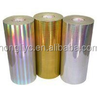 Auto pellicola adesiva olografica& olografica termico laminazione stampa offset