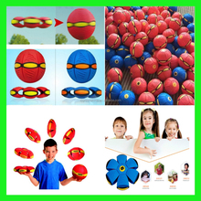 2015 Factory Direct Hot Selling flat ball disc, Latest toy flying phlat disc ball , Phlat UFO Balls/frisbee ball wholesale