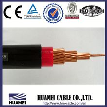Cable manufacture armoured copper cable