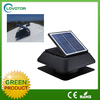Solar exhaust fan auto solar attic fan for home use