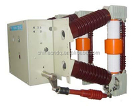 ZN12 Indoor HV Vacuum Circuit Breaker,type of electric circuir breakers
