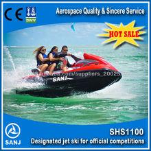 SANJ 1100cc 4-Takt-Motor-Strahltriebwerk angetrieben Motorboot Welle Bootspreis Jetski