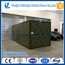 Box-type trailer coach can be customized according to customer demand