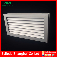 hot sale anodized return air grille for door