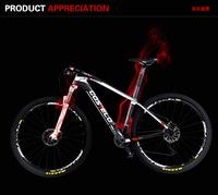 IN STOCK 5 days ship!2015 brand new Costelo full carbon massa E-Post mtb Mountain bike 26ER&29ER complete MTB bike bicycle S/M/L