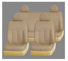 guangzhou factory 2015 lower price universal pvc leather car seat cover