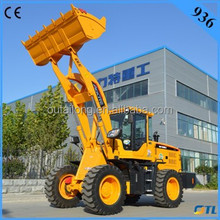 Chinese garden tractor wheel loader for sale with Agricultural Tyre