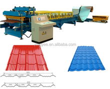 Double Decking Roll Forming Machine China Factory