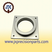 High quality precision aluminum connection pads