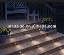 high qaulity outdoor garden decor stainless steel led floor lamp
