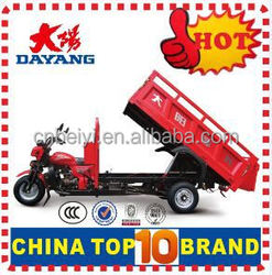 Popular 3 wheel cargo tricycle new 200cc motorcycle / 200cc motorcycle with Dumper