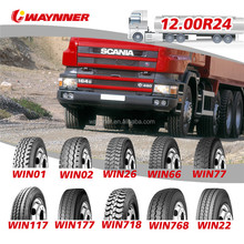 tractor trailer tire inner tubes radial truck tyre supplier with high quality in China
