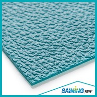 solid 18mm,plastic polycarbonate sheet for shower room sheet