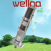 Wellna WNBG 160-300mm high pressure hydraulic cylinders