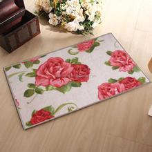 Digital printed garden mat