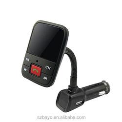 Bluetooth Handsfree Car Kit Bluetooth Mp3 Player With FM Transmitter TF USB Bluetooth