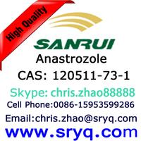 API_120511-73-1 Anastrozole, High Purity Anastrozole