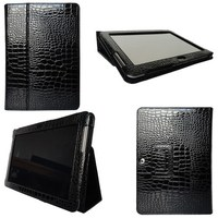 Crocodile Leather Case Cover For Samsung Galaxy Tab 2 10.1 P5100 / P5110 / P5113