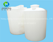 Vertical plastic storage tanks for any water or chemical application