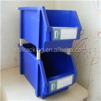 Convenient Good Product Protection Plastic Combined bins box