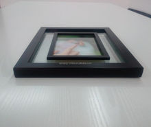 Oval Picture Frame Basketball Picture Frame float double layer glass 5x7 Photo Frame