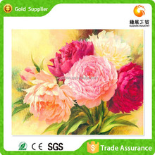 Fully stocked new style gift and craft modern art canvas flower oil painting 5d diy diamond painting
