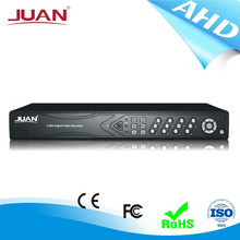 16CH Real Time 1080p AHD DVR For Hisilicon Chip Hybrid AHD DVR Support analog camera ip camera AHD camera auto switch