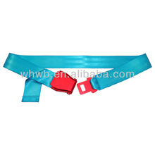 Blue color silicone rubber belt