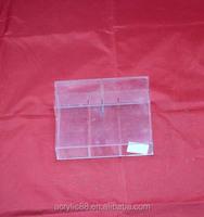 acrylic cosmetic organized storage box with wholesale price