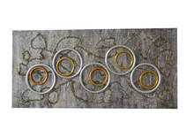 Wholesale shadow box iron wall art,high quality chinese wall decor,wooden wall art direct factory