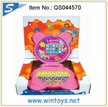 educational toy plastic learning machine for kids toy computer