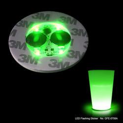 LED Sticker Bottle Light Factory Supplies