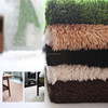 super soft polyester shaggy carpet yarn