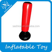 top selling pvc inflatable punching bag ball inflatable toy for kids