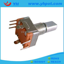 EC11 rotary 15 pulse 30 position mini switch for video