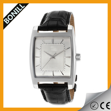 Jpan movement quality buckle butterfly watch,brand watch paypal,square watches men