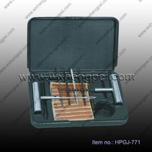 Flat Tire Tyre Repair Kit, Heavy Duty Puncture Kit