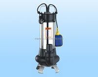 Dongguang pump facotry V750F low pressure Garden float switch submersible water pump 1hp