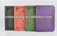 De edad - diseño de moda hermoso libro diario cuaderno