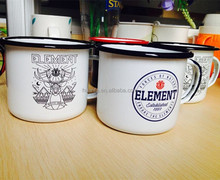 High quality product in Europe sales steel enamel camp cup