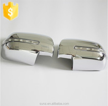 ABS CHROME Car Lighting New Door Mirror Cover With Led For Toyota Hilux Vigo Champ 2012-NEW Best Selling Car Accessories