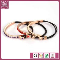 crystal gemstone jewelry charm rubber band bracelet patterns maker