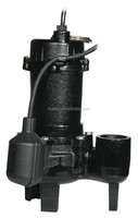 1/2HP Submersible Sewage Sump Pump With Cast Iron Body