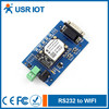 (USR-WIFI232-2) Serial RS232 to Wifi Converter,Embedded Wifi Module,Support Router/Bridge Mode Networking