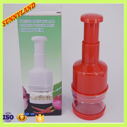 2015 Hot Selling As Seen on TV Hand Manual Multifunction Vegetable Chopper