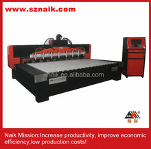multi funtion 8 head cnc router 10STC-2412-8