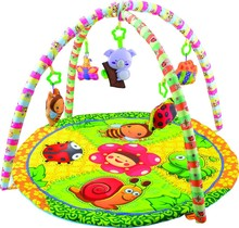baby care playmat,educational play mat ,foldable baby play gym mat